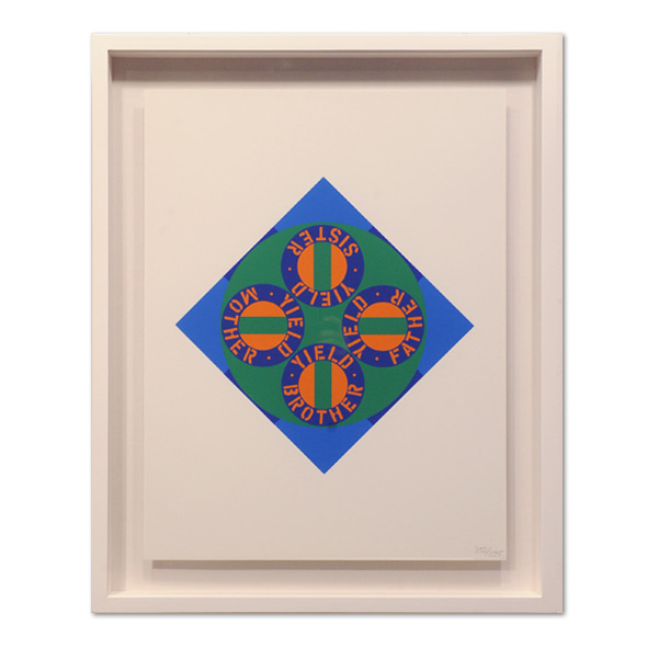 Robert Indiana_Yield brother 2