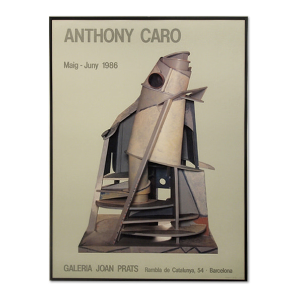 Anthony Caro_ANTHONY CARO