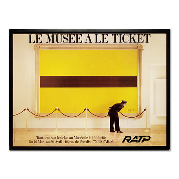 Artistes Multiples_Musee a le Ticket Ratp