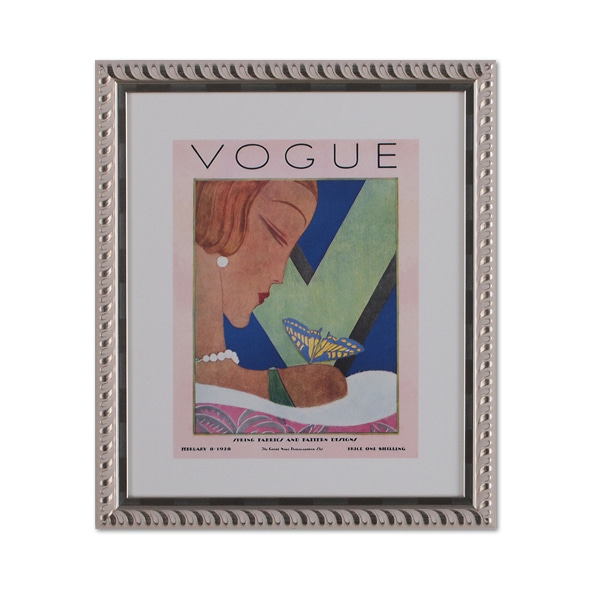 Eduardo Garcia Benito_Vogue Cover-February 1928