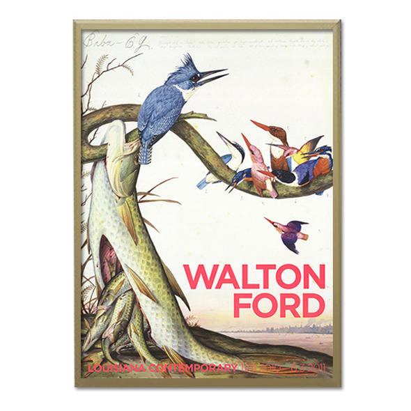 Walton Ford_Walton Ford at Louisiana Museum