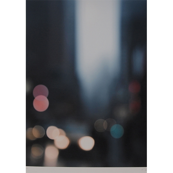 Eva Mueller_City Lights II, 2008