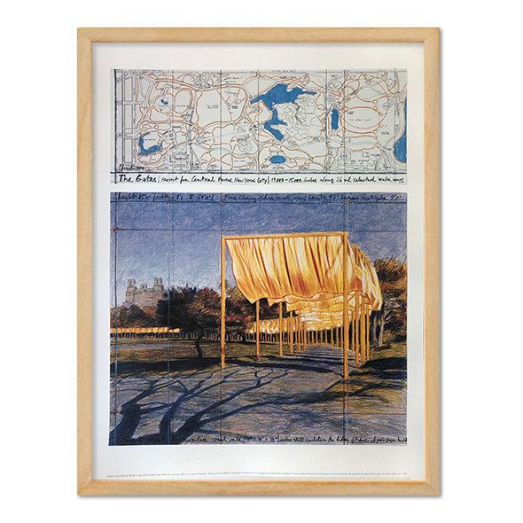 Christo and Jeanne-Claude_The Gates III
