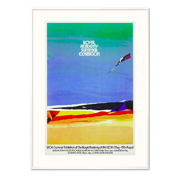 Donald Hamilton Fraser_Summer Exhibition poster 1978