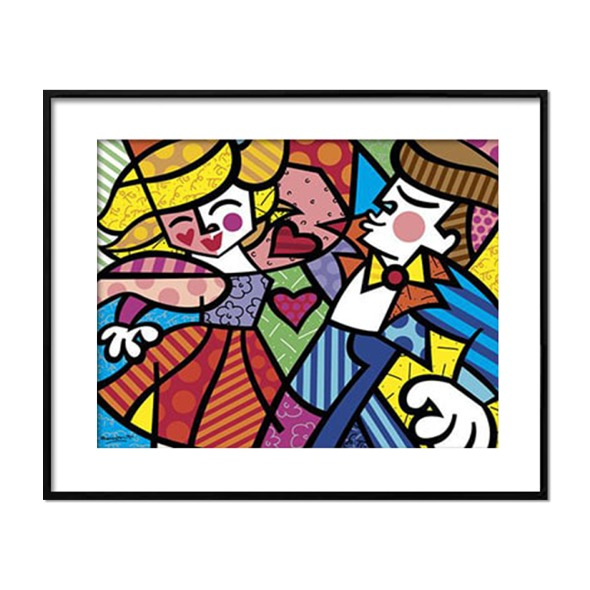 Romero Britto_SWING