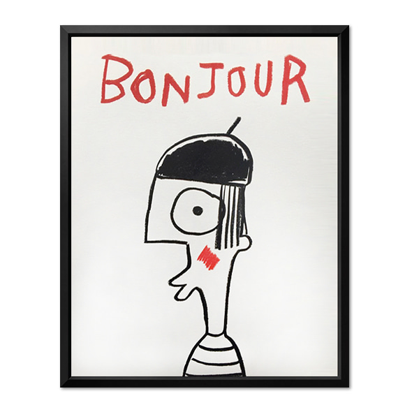 abc collection_Bonjour